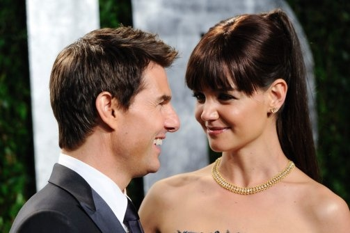 Ex-Scientologists Speak Out About What Katie Holmes Is Experiencing by Mark Ebner on The Daily Beast.