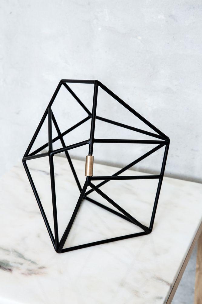 Kristina Dam Studio - Diamond Sculpture - Tinga Tango Designbutik