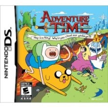Adventure Time Nintendo DS game!