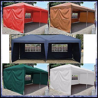 Wedding Party Tent Folding Gazebo Beach Canopy Tents Awnings Canopies Outdoor - Skrootz Home Stores