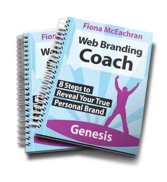 Web Branding Coach Genesis Book
