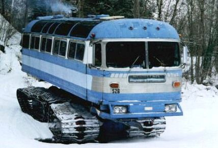 giant snow coach