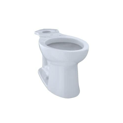 Toto C244EF Entrada 1 28 GPF Elongated Toilet Bowl Only