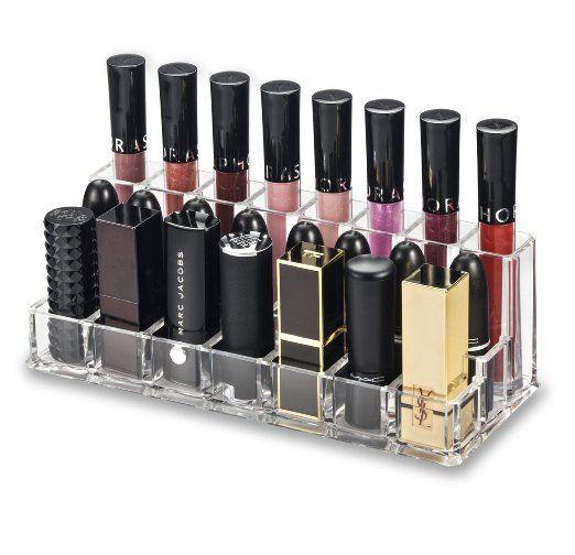 1000 id es sur le th me organisateurs de maquillage - Rangement maquillage en acrylique ...