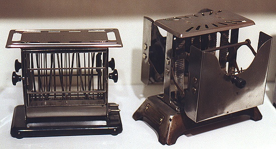 What Was The First Electric Toaster ~ Best vintage toasters images on pinterest cooking