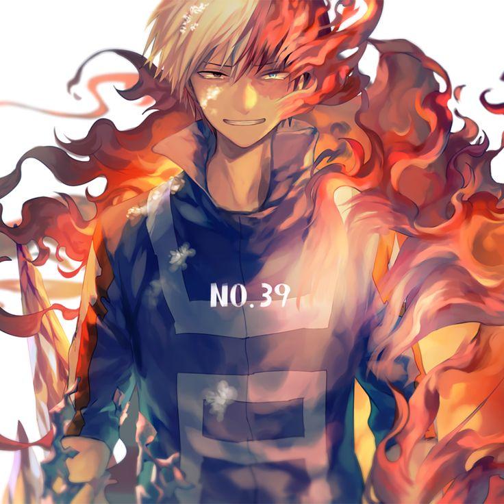 Download this Wallpaper iPad 2 Anime/Boku No Hero