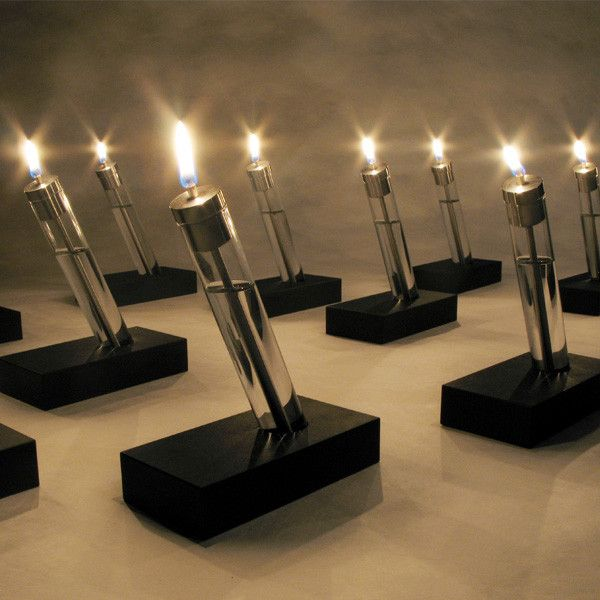 17 best images about restlant on pinterest wedding two for Oil filled candlesticks