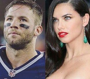 海外セレブニュース&ファッションスナップ: 【アドリアナ・リマ】交際確定?NFL選手と手つなぎデートをキャッチ!