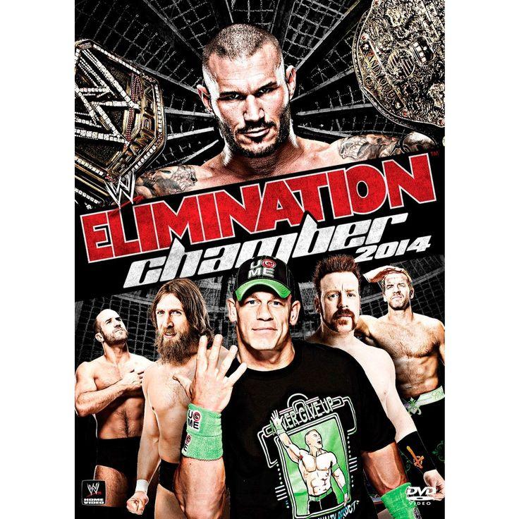 WWE: Elimination Chamber 2014