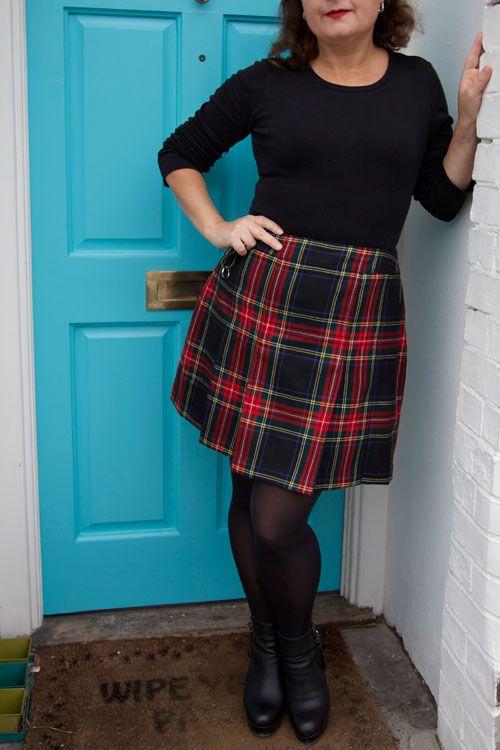 front of basler skirt