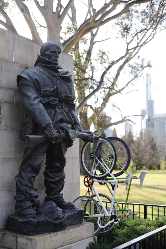 Bike Rack?