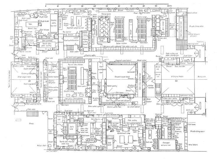 Queen Mary Deck Plans Diagrams Pictures Video