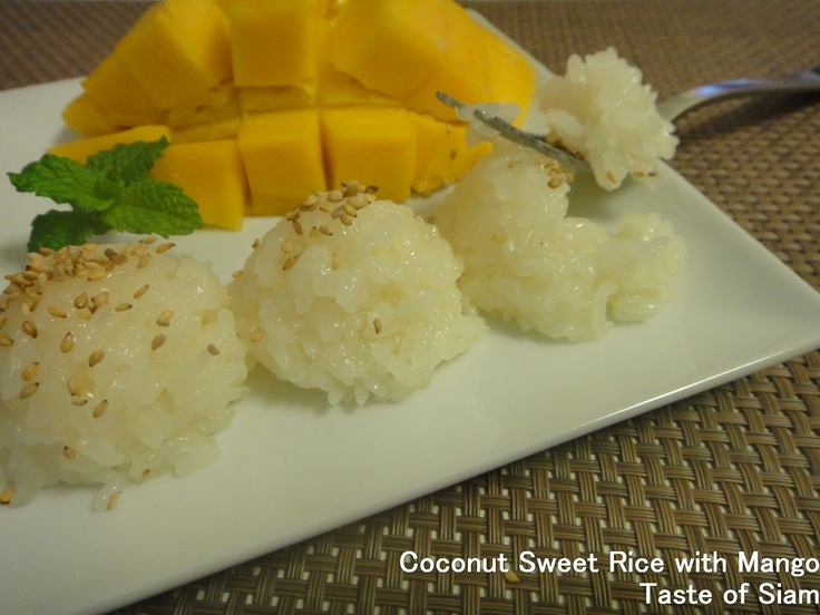 Find This Pin And More On Thai Dessert By Tasteofsiam
