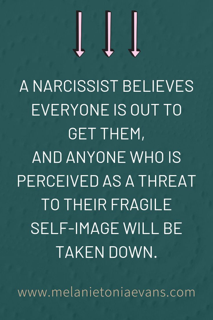 And that's YOU! Are you fed up with the games a narcissist