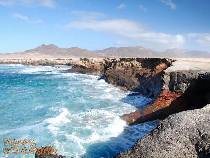 Playa de los Ojos (El Tigre) #Fuerteventura