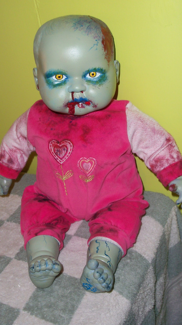 17 Best Images About Zombie Babies On Pinterest The