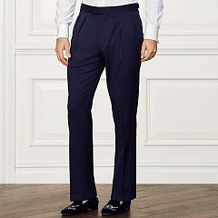 Gregory Wool Gabardine Pant - Purple Label Best Sellers - RalphLauren.com