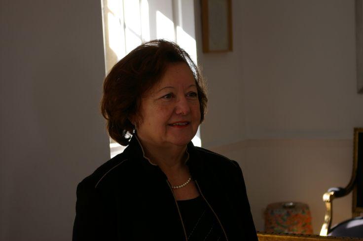 Maria Fernanda Teixeira Santos