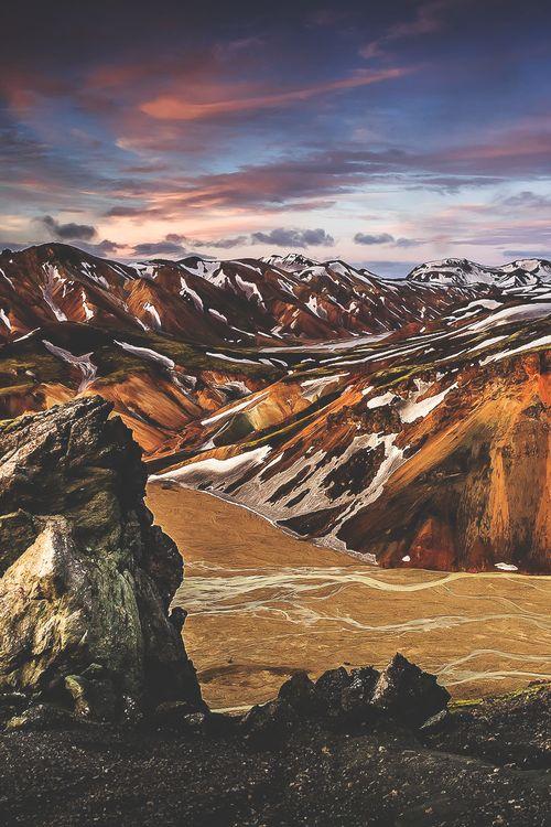 Landmannalaugar, Iceland   Alban Henderyckx