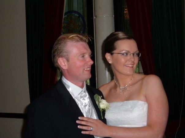 Wedding at Everglades