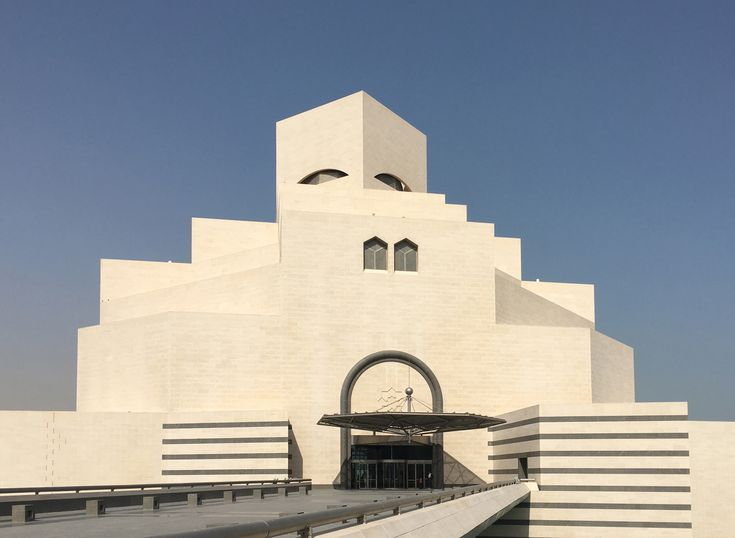 Why IM Pei's Museum of Islamic Art is the Perfect Building to Suit Doha's Style,© Wahyu Pratomo and Kris Provoost