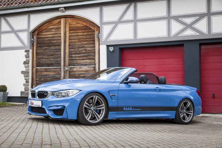 BWM M4 Cabrio by KW automotive
