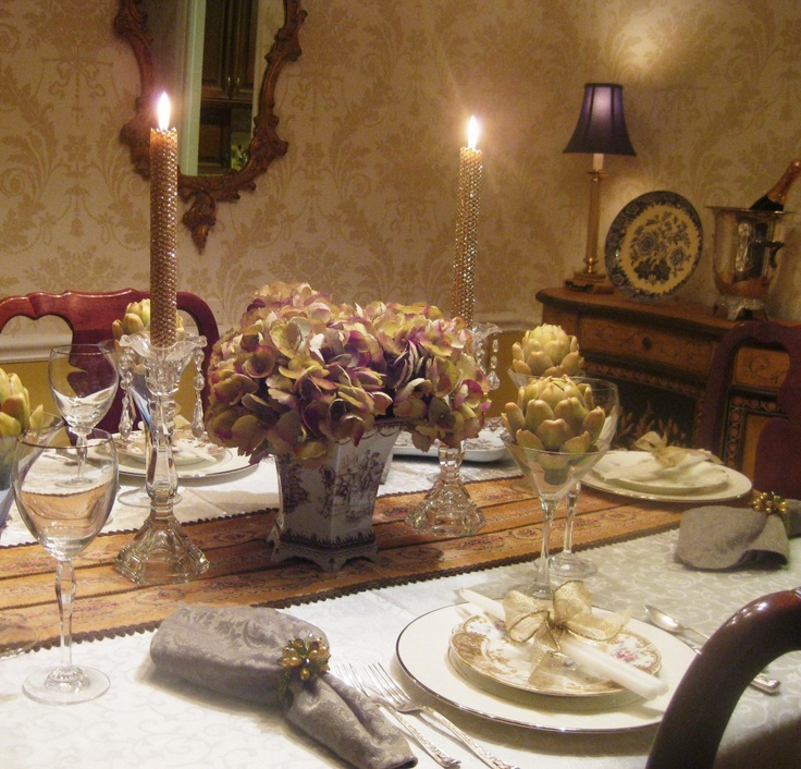 17 Best Images About Tablescapes January On Pinterest