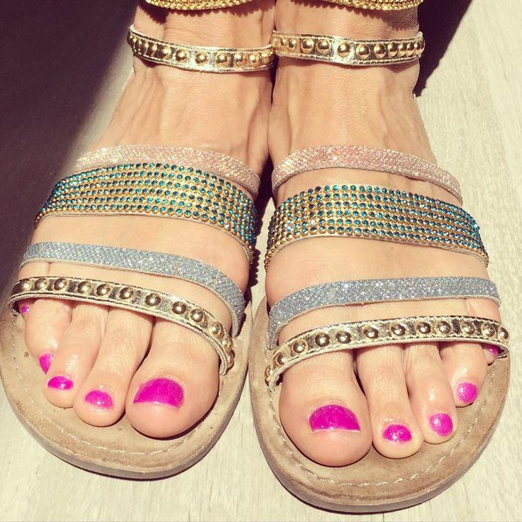 Zomerse voeten met Orly GelFX