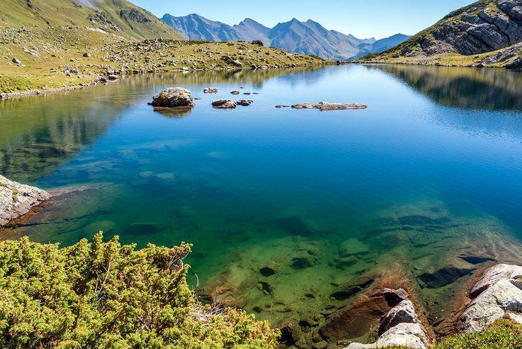 Верхнее озеро Пятиозёрья — National Geographic Россия