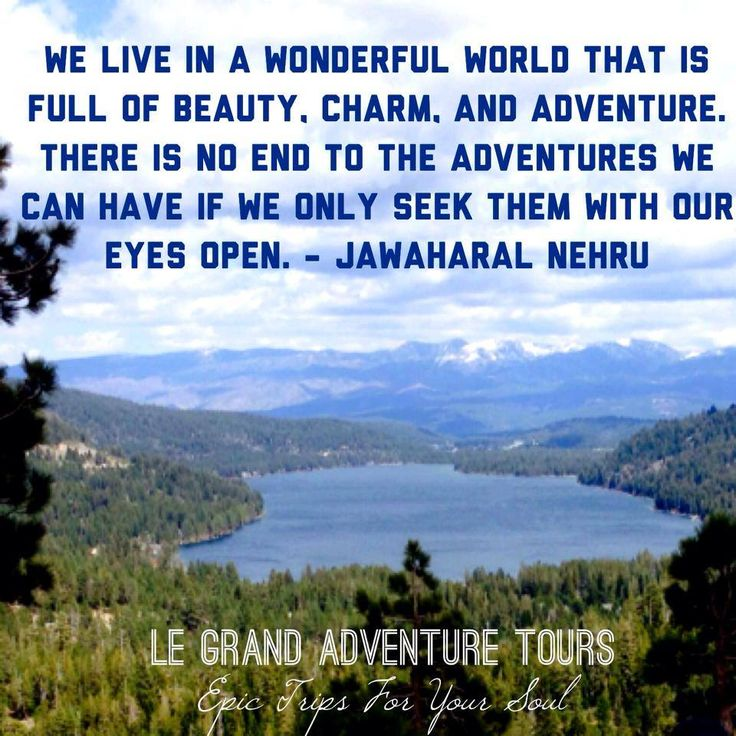 17 Best images about Adventure Travel Quotes on Pinterest ...