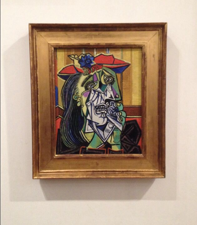 Picasso @ the Tate Modern