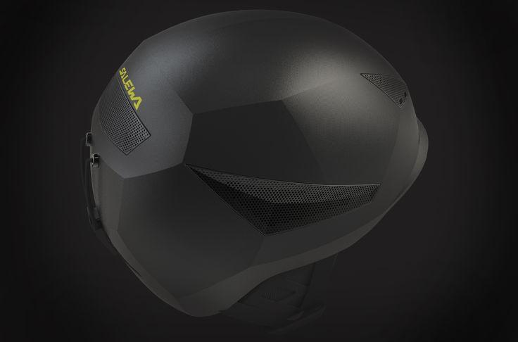 Salewa Vert_ski helmet_top