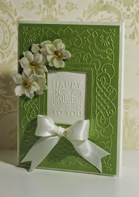 The Paper Boutique: Anna Griffin Mix and Match Embossing Folders Video...