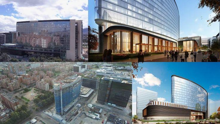 AVANCES construcción Hotel Grand Hyatt Bogotá Colombia 2018