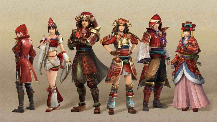 『戦国無双4 Empires』プレイヤーの手で戦国におけるライバル関係も生み出せる「武将ドラマ」、大きく進化した「新武将」、浴衣がテーマの衣装DLCなど新情報が公開!   ゲーム情報!ゲームのはなし