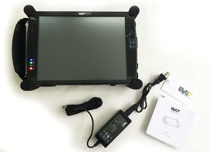 www.OBD2Buy.com EVG7 Diagnostic Controller Tablet PC DDR 2GB / 4GB / 8GB