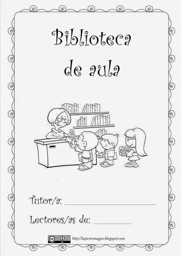 LAPICERO MÁGICO: BIBLIOTECA DE AULA