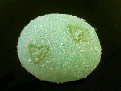 Japanese Sweets, 頭道明寺製 「浜千鳥」