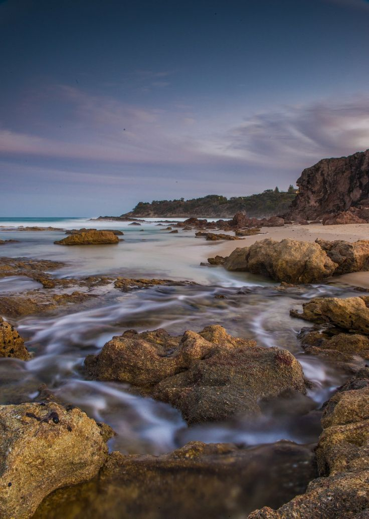 What did I say about those rockpools, Deadmans and Frenchmans beach on Straddie at sunset... amazing- Stradbroke Island Photography