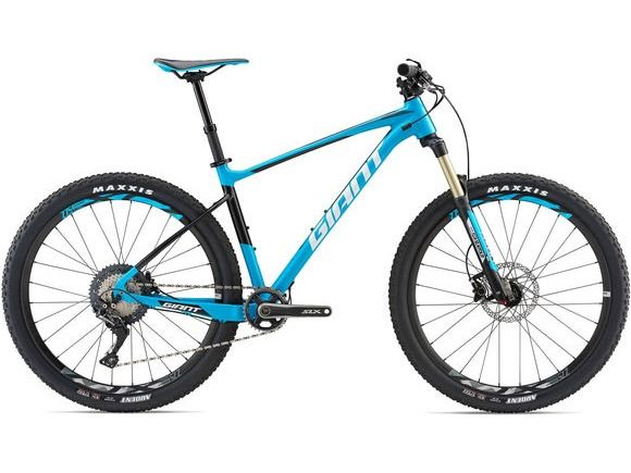 Giant Fathom 1 2018 959 99 Mountain Bikes Front Suspension