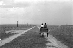 Henri Cartier-Bresson - Alentejo, Portugal, 1955
