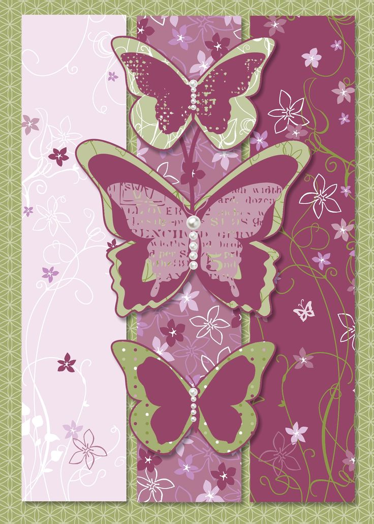 Stamps From Stampin Up Cottage Garden Paper From Stampin
