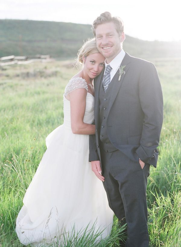 dreamy rustic ranch wedding | photo by Laura Murray Photography