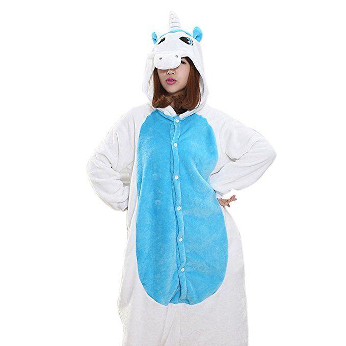 Amazon.com: Unisex Sleepsuit Costume Cosplay Animal Costume - Plush One Piece Pajamas Animal: Clothing
