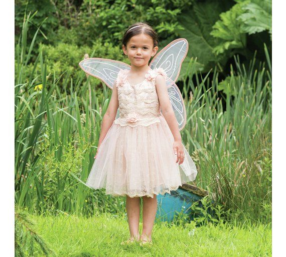Buy Dress Up By Design Vintage Fairy Fancy Dress - 6 - 8 Years at Argos.co.uk, visit Argos.co.uk to shop online for Children's fancy dress costumes, Children's fancy dress, Role play, Toys
