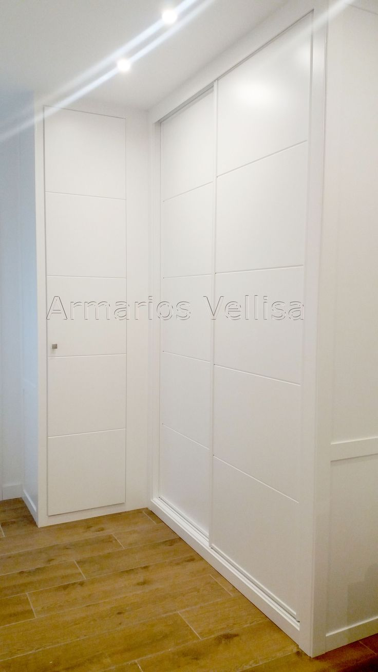 74 best armarios empotrados y vestidores vellisa madrid for Armarios melamina modelos