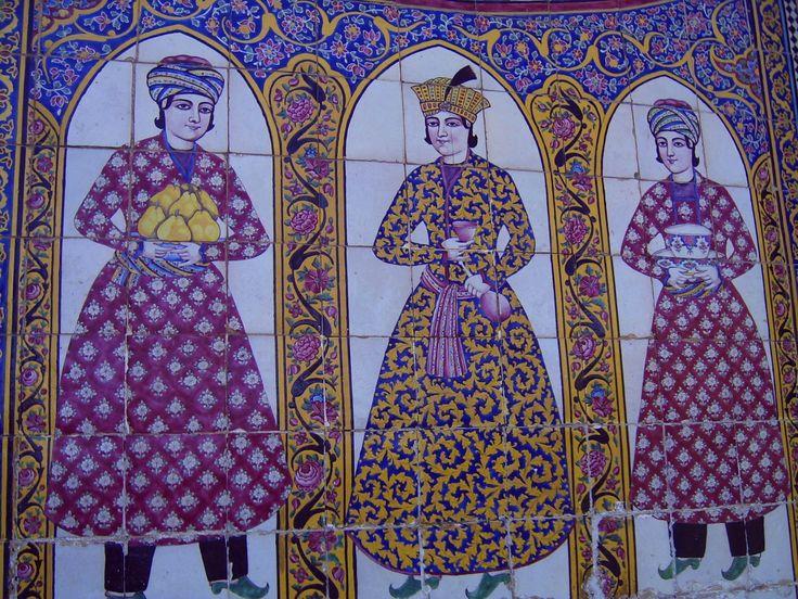 Shiraz, Naranjestan