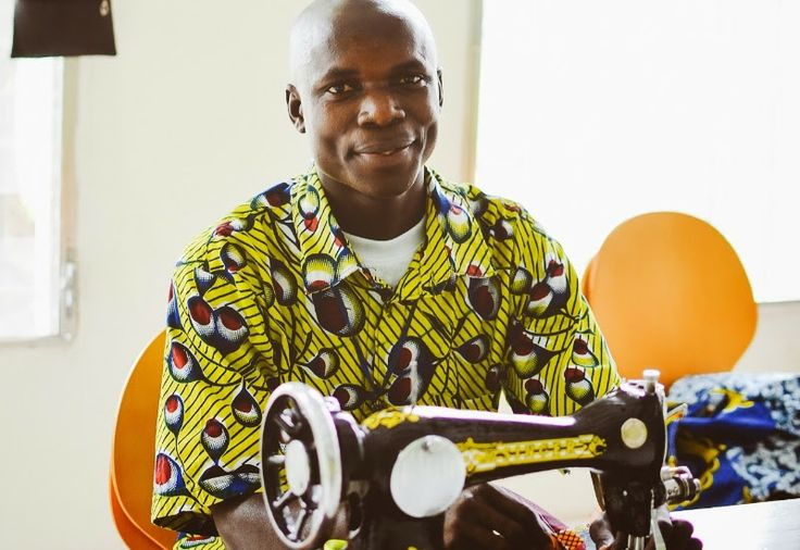 The Men of Amani, a fair trade sewing  and economic development program in Africa: Celebrating our Amani Fathers