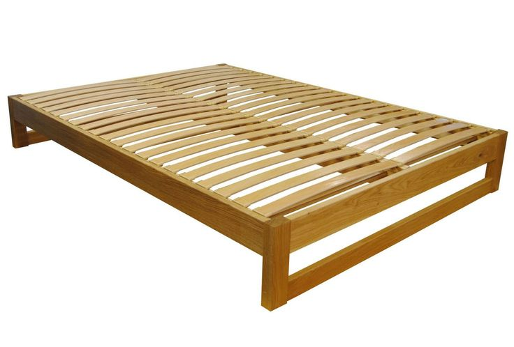Charnwood Solid Oak Small Single Bed Frame 2ft 6 - Oak Small Single Bed Frames 2ft 6  - Oak Bed Frames