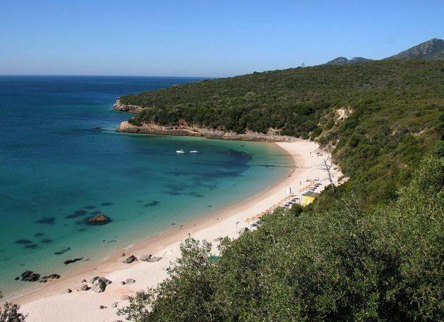 Praia de Galapinhos eleita a mais bonita da Europa